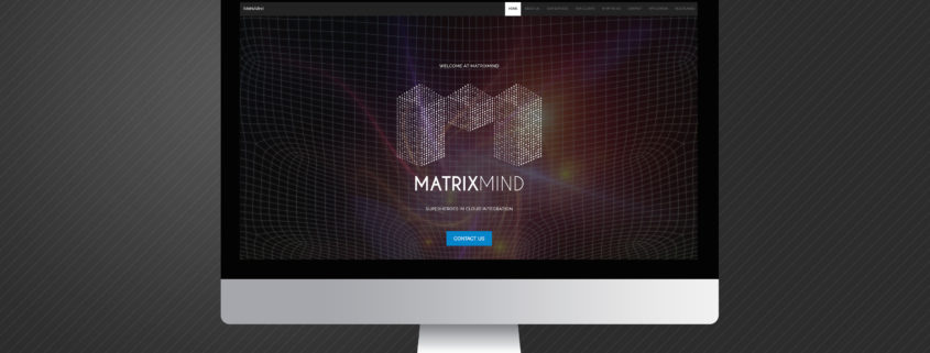 Matrix_Mind_Website